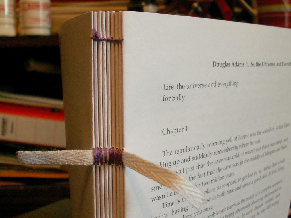 Записная книжка своими руками - Ручная работа